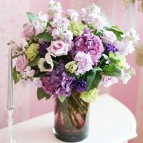 [FL36] Violet Vase