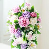 [FL72] Cinderella - Shower Bouquet