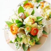 [FL32] Happy Whitedy - Flower Box