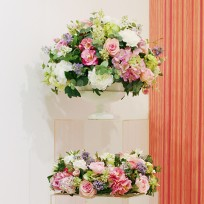 Wedding Deco(신부 대기실) - Artificial Flower