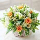 2016년 플로리스트 6월호 잡지 - Fresh Flower Basket