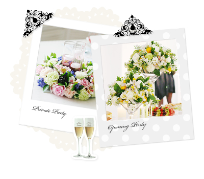 Party Flower Styling
